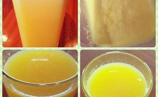 Recette De Jus D Orange Maison 1 Litre I Cook In