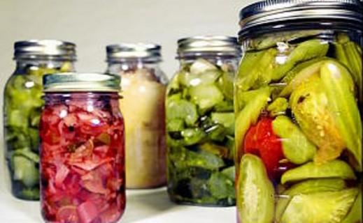 recette de pickles de l gumes i cook 39 in. Black Bedroom Furniture Sets. Home Design Ideas