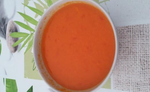 recette de soupe la tomate i cook 39 in. Black Bedroom Furniture Sets. Home Design Ideas