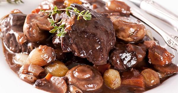Recette de boeuf bourguignon i cook 39 in - Cuisiner le boeuf bourguignon ...