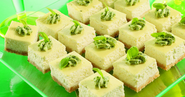 Recette de cheese cake sal i cook 39 in - Recette cake sale vegetarien ...