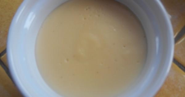 Recette de cr me dessert la vanille fa on danette i - Recette creme dessert vanille ...