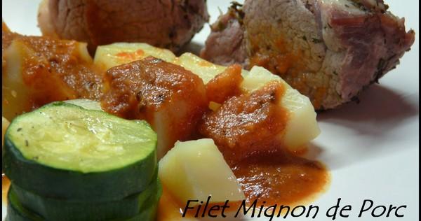Recette de filet mignon de porc la proven ale i cook 39 in - Cuisiner un filet mignon de porc en cocotte ...