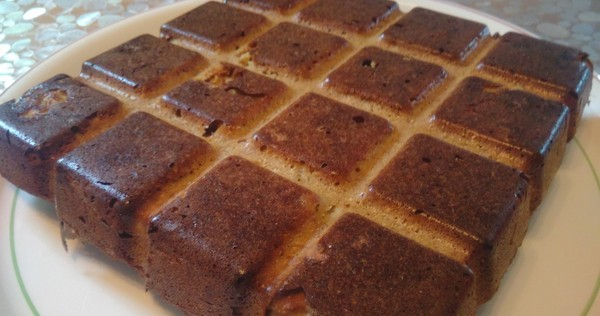 Recette de g teau bananes sans gluten ni lait sp cial ig bas i cook 39 in - Gateau sans oeuf ni lait ...