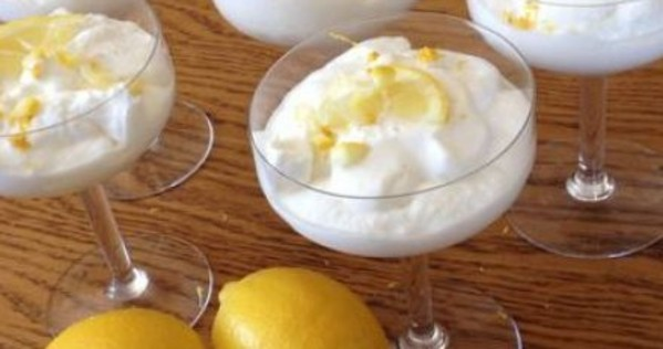 recette de mousse de citron au mascarpone i cook 39 in. Black Bedroom Furniture Sets. Home Design Ideas