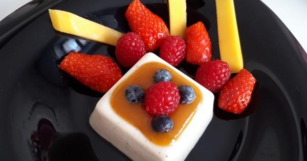 recette de panna cotta vanille agar agar i cook 39 in. Black Bedroom Furniture Sets. Home Design Ideas