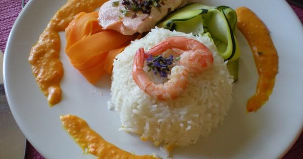 Recette de repas complet rapide en 20 mn i cook 39 in for Repas amis rapide