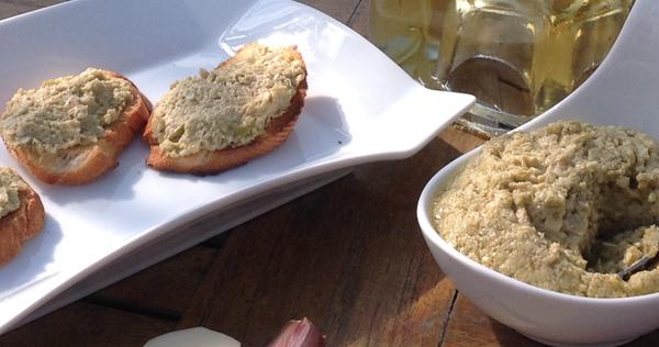 recette de tapenade aux olives vertes dude i cook 39 in. Black Bedroom Furniture Sets. Home Design Ideas