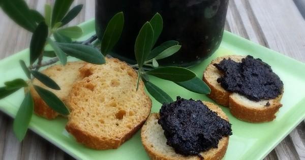 recette de tapenade aux olives noires la grecque i cook 39 in. Black Bedroom Furniture Sets. Home Design Ideas
