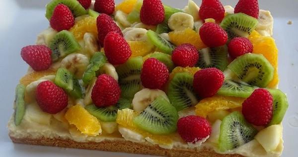 recette de tarte folle aux fruits avec ou sans gluten i cook 39 in. Black Bedroom Furniture Sets. Home Design Ideas